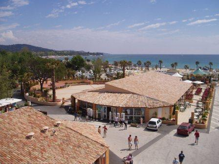 Mobile Home Caravan Camping Port Grimaud St Tropez French Riviera - Port grimaud les prairies de la mer